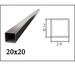 Труба профильная 20*20*1,5 мм (6 м)