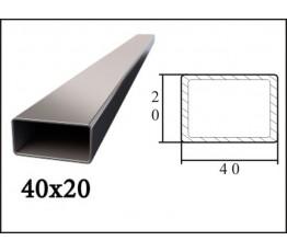 Труба профильная 40*20*1,5 мм (6 м)