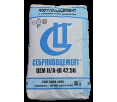 Цемент Себряков М-500 (50кг)
