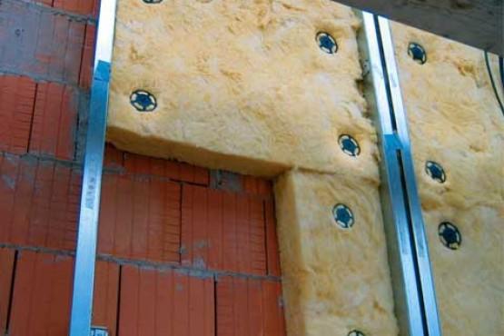 Как утеплить стену минватой каркасным методом