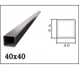Труба профильная 40*40*2 мм (6 м)