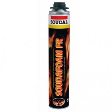 Пена монтажная  SOUDAFOAM FR огнестойкая 750 мл
