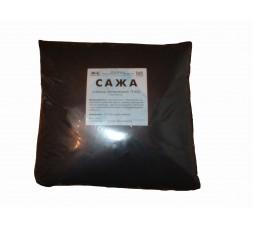 Сажа строительная (Техуглерод П 803) 20 кг