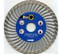 Круг алмазный Ring турбоволна 180*22 мм