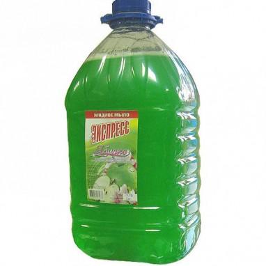 Жидкое мыло ЭКСПРЕСС эконом 5 л