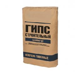 Гипс строительный (алебастр) ГОСТ 30 кг