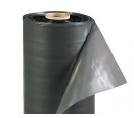 Пленка 200 мкр 2 м чёрная (100 м)