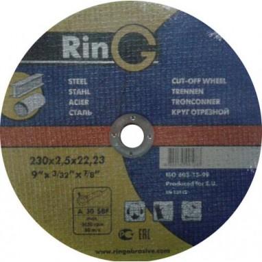 Круг отрезной RIGN 125 мм