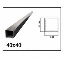 Труба профильная 40*40*1,5 мм (6 м)