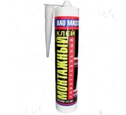 Клей монтажный  универсальный 310 мл BAU MASTER
