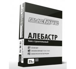 Гипс строительный (алебастр) ГОСТ 25 кг