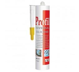 Герметик  универсальный белый PROFIL 280 мл