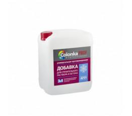 Противоморозная добавка для раствора и бетона Colorika PROF  3в1 10л