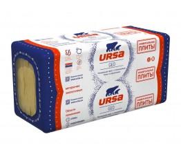 Минвата URSA GEO Универсальные плиты  П-15 1250*600*60 ( 7.5м2 )
