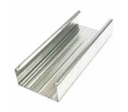 Профиль  75*50 (3м) толщина 0,6 мм