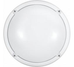 Светильник светодиодный ДБП-12w 900 Лм круглый пластиковый белый