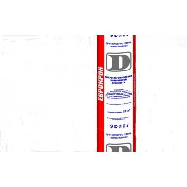 Еврокрон D (70 м2) гидропароизоляция